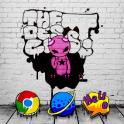 Graffiti Wall Backgrounds