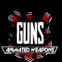 Pistolen - Animierte Waffen