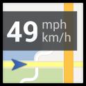 Maps Speedometer