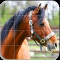 Horses Tile Puzzle
