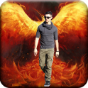 Fire Effect Movie Photo Editor