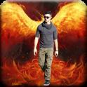 Fire Effect Movie Photo Editor