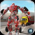 Car Robot Transport Truck Driving Games 2020