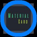 Material Dark Card Theme