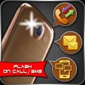 Flashlight Alert on Call / SMS