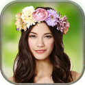 Flower Crown Hairstyle Effects