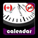 2020 Canada Holiday Calendar AdFree + Widget