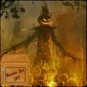 halloween fogueira LWP