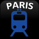 パリのメトロ&RER&路面電車