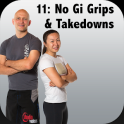 BigStrong 11, No Gi Takedowns