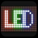 LED Scrollendes Display