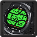 A41 WatchFace for Android Wear Smart Watch