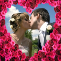 Hochzeitsfotorahmen