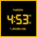 Free LED Digital Clock LWP