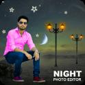 Night Photo Editor 2020