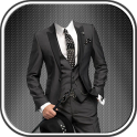Man Fashion Suit Photo Montage