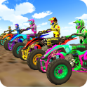 Pro ATV Bike Racing