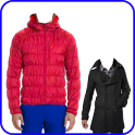 Winter Jacket Men Photo Editor