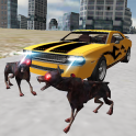 Car Driving Grand Zombie City