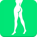 Buttocks, legs and hips workout for home