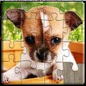 Jogos Quebra-cabeça Cachorros