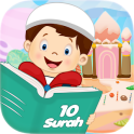 10 Surah for Kids Word By Word
