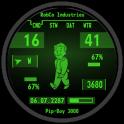 Pip-Boy Watchface [+Bonus]