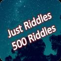 Riddles. Just riddles.