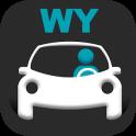 Wyoming DMV Permit Practice Test Prep 2020 - WY