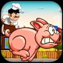 Farm Piggy Run