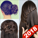 Hairstyle 2018 step by step