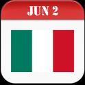 Italy Calendar 2019 and 2020