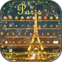 Paris Night Keyboard Themes