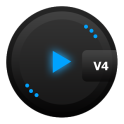 Skin for PlayerPro Crypto Blue
