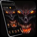 Horror Devil Skull Blood King Theme