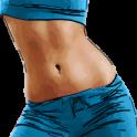 फ्लैट पेट लिए व्यायाम।