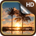 HD Sunset Live Wallpaper