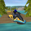 Jet Ski Driving Simulator 3D 2