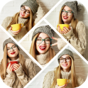 Auto Collage Photo Grid Maker , Pics Frame Editor