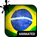 Brasilien Animated Keyboard