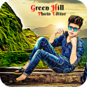 Green Hill Photo Editor