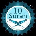 Ten Surahs Of Quran