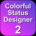 Colorful Status Designer 2