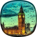 Rainy London Live Wallpaper