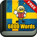 Saiba Sueco 6000 Palavras