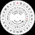 Caesar Cipher Disk