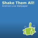 Shake Them All! Live Wallpaper