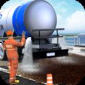 Mega City Road Construction Machine Operator Game