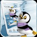 Cute Penguin Theme