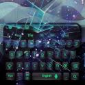 काले कीबोर्ड